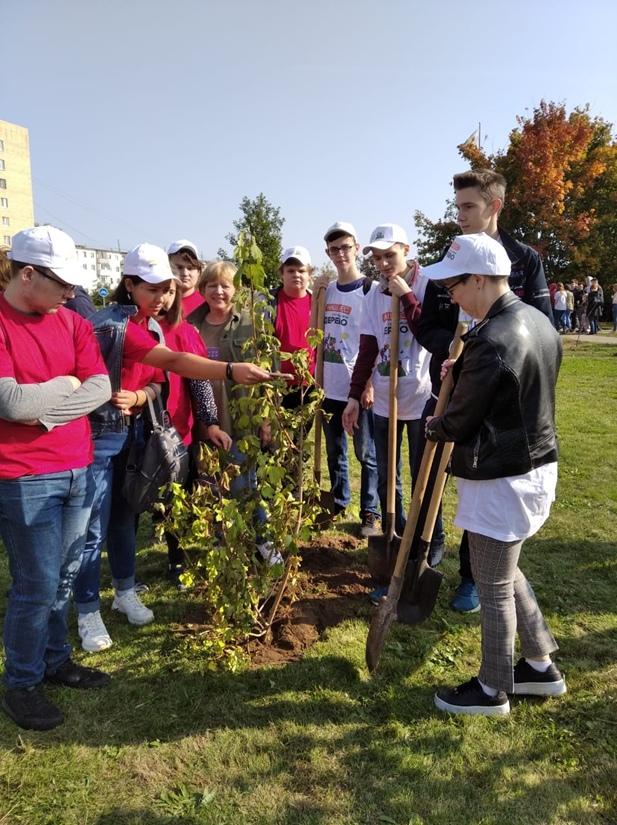 Акция «Наш лес. Посади свое дерево»., изображение №3