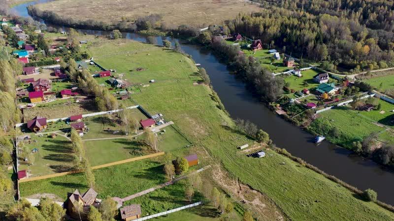 Деревня Бережок
