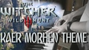 ASTER – Kaer Morhen theme cover (OST The Witcher 3: Wild Hunt)