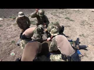 Смотр _ Жаркие тренировки ради мирного лета. Сборы спецназа Росгвардии в Крыму