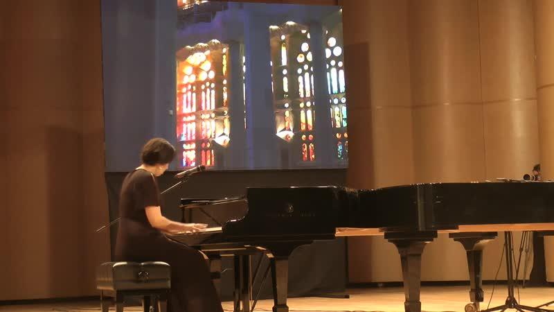 Импровизация на видеофрагмент Мария Айрапетова фортепиано