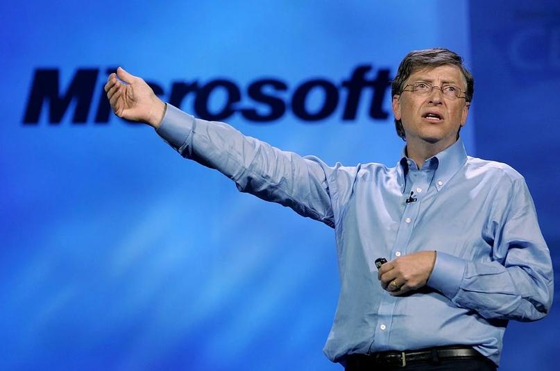 Билл Гейтс тоже нашел способ заработать в коронавирус