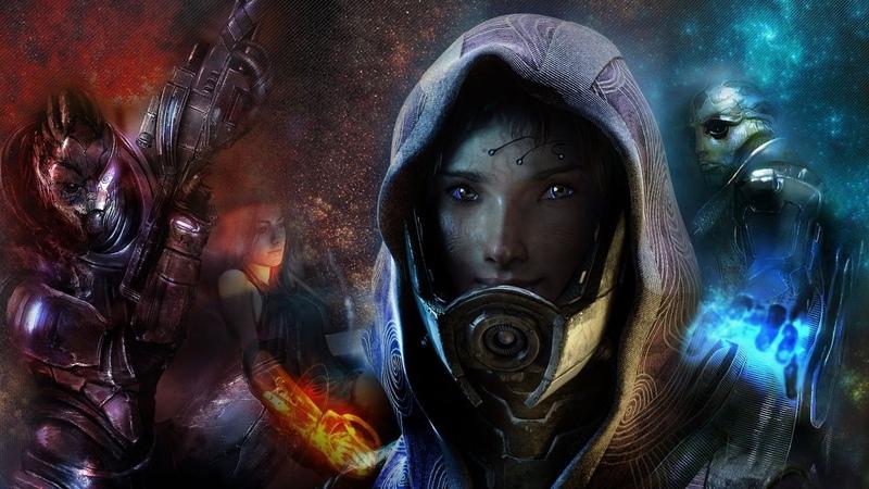 Mass Effect 3 В поисках левиафан