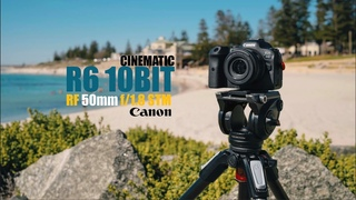 Canon R6 10Bit 4K Cinematic (Entire video was shot on RF 50mm f/1.8 STM lens)