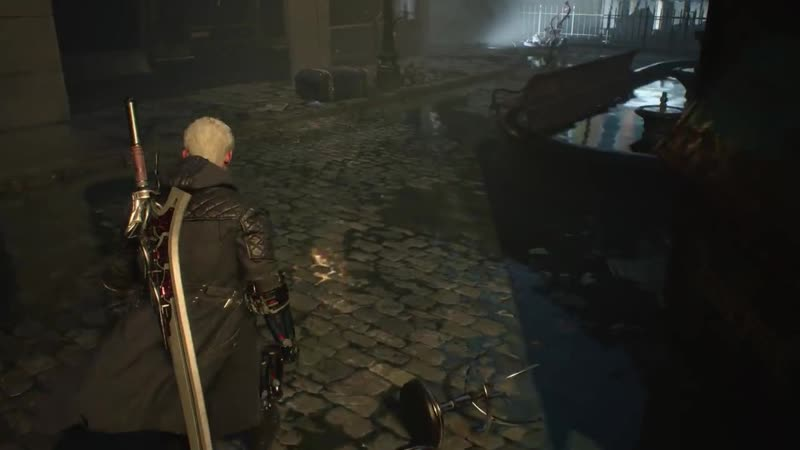 Devil May Cry 5 Special Edition Ray Tracing Overview