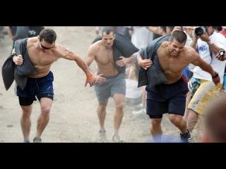 Sandbag Sprint: Men - 2009 CrossFit Games