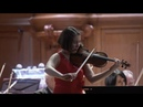 "Полина Сенатулова (скрипка) - Ф. Ваксман - Фантазия на темы из оперы Ж. Бизе ""Кармен"""