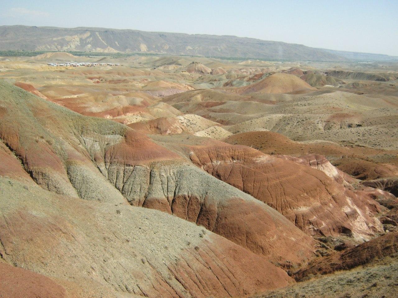 Красивые пейзажи (похожие на марсианские) в Турции