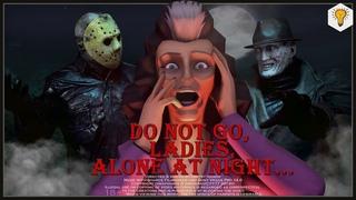 Не ходите, дамы, одни ночью... [SFM]