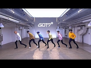 GOT7 LOVE LOOP VR (Dance Practice Version)