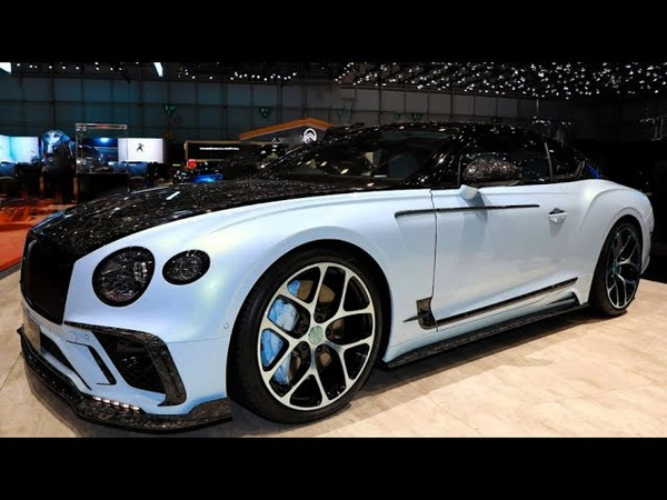 NEW 2022 Bentley Continental Mansory GTC Exterior and Interior 4K