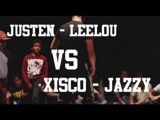   << Justen & Leelou vs Xisco & Jazzy   <<