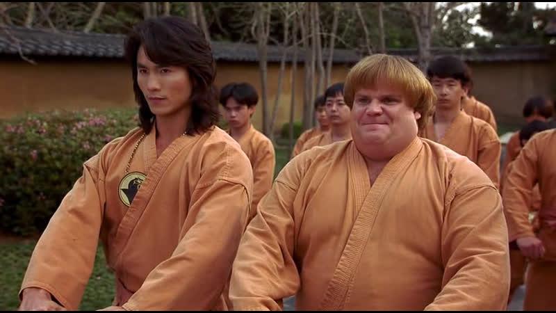 Ниндзя из Беверли Хиллз 1997 комедия