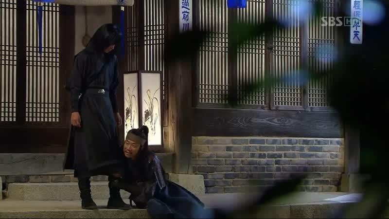 Воин Пэк Тон Су сокращенная версия 18 серия