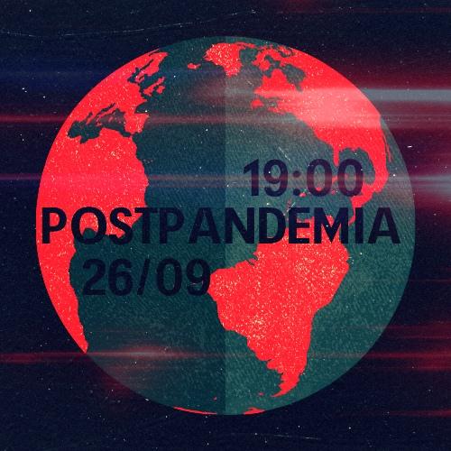 Афиша Омск POSTPANDEMIA 26/09