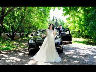 Свадебный летний клип, монтаж Саша Белый