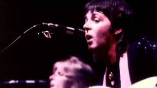 Paul McCartney Wings Bluebird Live High Quality