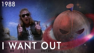 HELLOWEEN - I Want Out (Official Music Video)