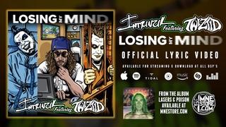 Intrinzik ft. Twiztid - Losing My Mind (Official Lyric Video)