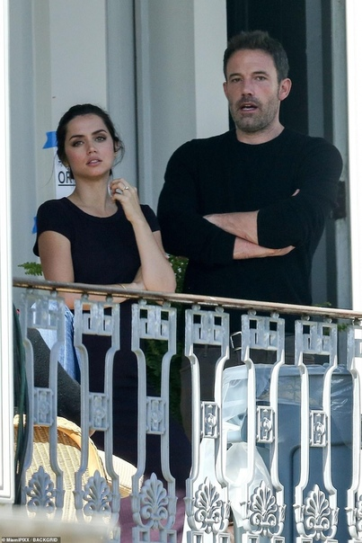 Бен Аффлек и Ана де Армас снова собрались вместе для съемок триллера «Глубокая вода в Новом Орлеане».