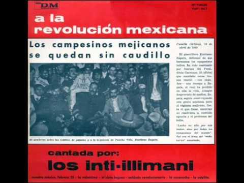 Rolando Alarcon Inti Illimani 1969 A La Resistencia Espanola A La Revolucion Mexicana
