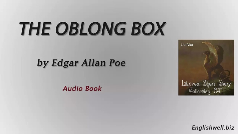 The Oblong Box by Edgar Allan Poe