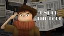 Под складкой «Under The Fold» - Короткометражный мультфильм