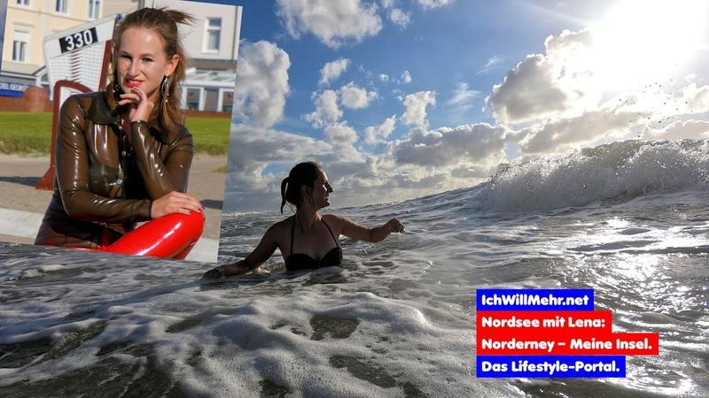 Norderney 2020 Meine Insel mit Lena.