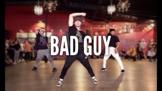 BILLIE EILISH - Bad Guy   Kyle Hanagami Choreography
