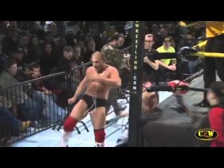 CZW Cage of Death 15
