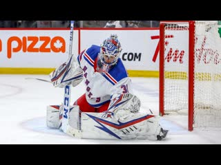 BEST SAVES IGOR SHESTERKIN FOR NEW YORK RANGERS