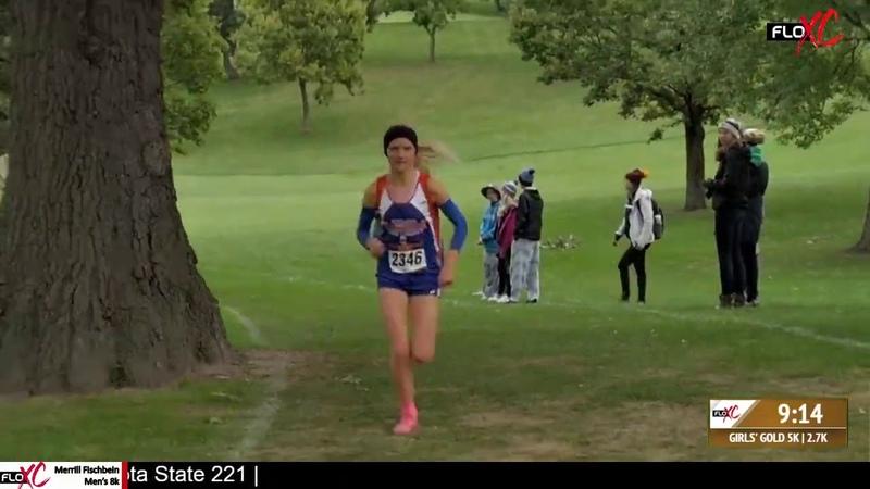 13-Year-Old Roy Griak Course Record Broken [Full Race]