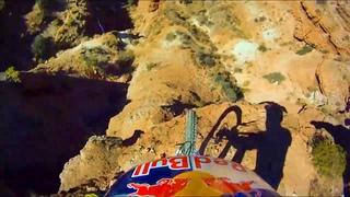 GoPro HD HERO Camera: Berrecloth Red Bull Rampage Highlights 2010
