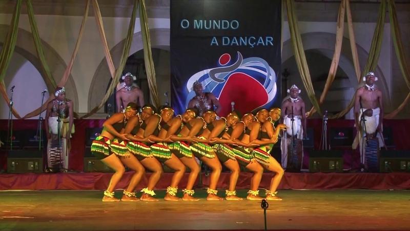 South African folk dances Zulu music, Domba, Volo, Ingoma boys, Ingoma girls, Indlamu Mzansi