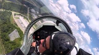 Flying with Snort & The Black Diamond Jet Team
